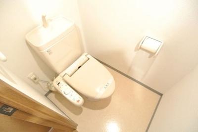 【トイレ】エイペックス松屋町ヴァンデュール