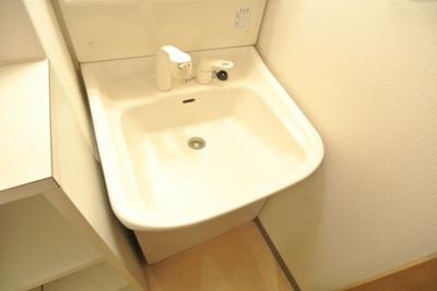 【洗面所】エイペックス松屋町ヴァンデュール