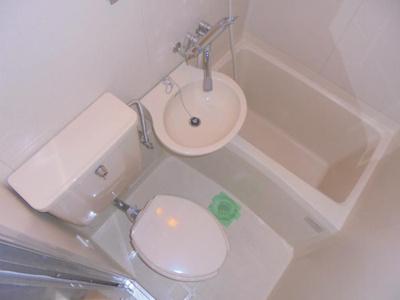 【浴室】ビラハウス中野