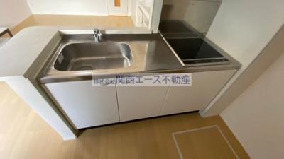 【キッチン】レオネクスト神田