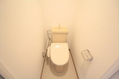 【トイレ】ハイツ岡町北