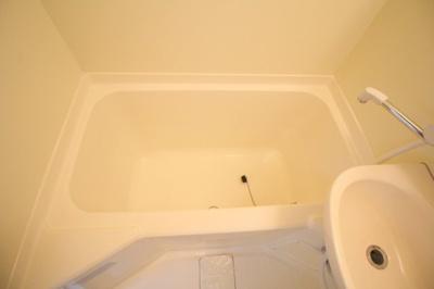 【浴室】ハイツ岡町北