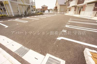 【駐車場】パインエーカーⅡ