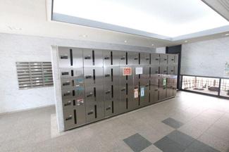 品川区南大井2丁目 リノベーションマンション 大森海岸ハウス 315 共用部