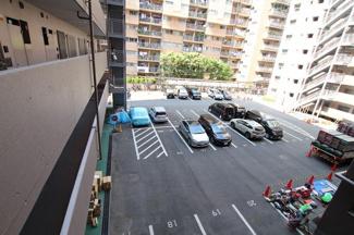 品川区南大井2丁目 リノベーションマンション 大森海岸ハウス 315 駐車場