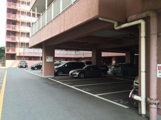 品川区南大井2丁目 リノベーションマンション 大森パークハイツ  駐車場