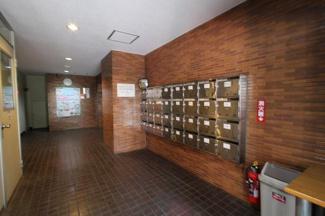 品川区南大井3丁目 リノベーションマンション コーヅ第5大森 共用部
