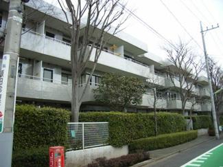 世田谷区上野毛4丁目 リノベーションマンション 上野毛コートハウス 現地写真