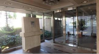 世田谷区深沢6丁目 リノベーションマンション 深沢ホームズ エントランス