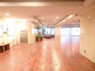 品川区東上大崎2丁目 リノベーションマンション シーアイマンション白金 602 エントランス