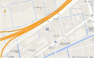 【地図】アプローズ