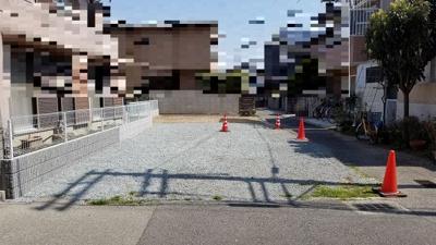 【前面道路含む現地写真】PLAISIR甲子園口 売土地