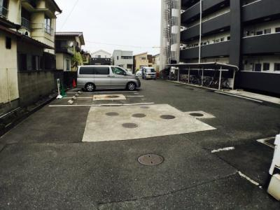 【駐車場】OS・SKYマンション甚目寺