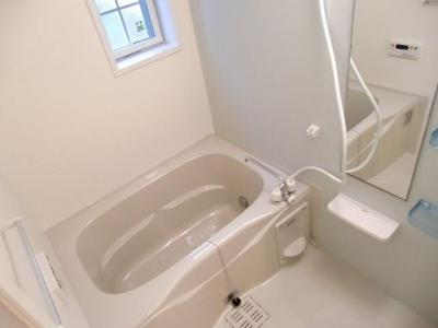 【浴室】アンソレイユB棟