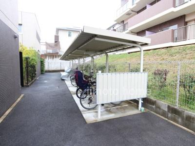 駐輪&バイク置き場