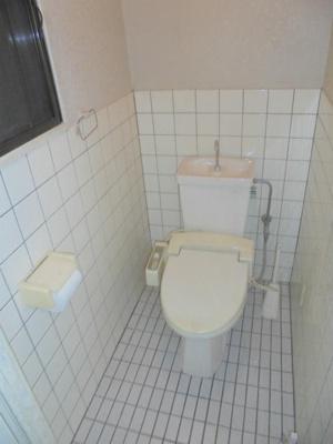 【トイレ】東田辺事務所