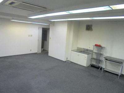 【内装】東田辺事務所