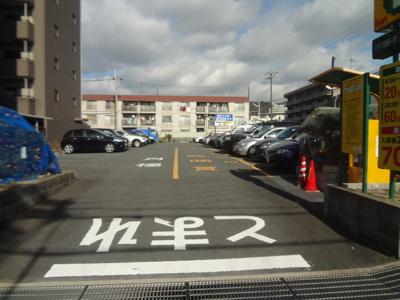 【外観】宇保町前田駐車場