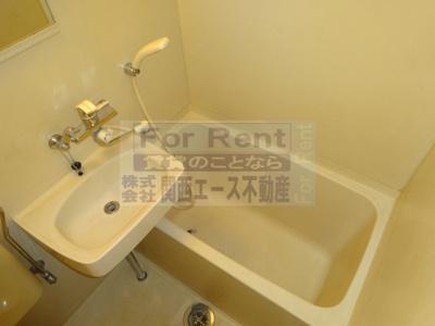 【浴室】ロータリーマンション布施北