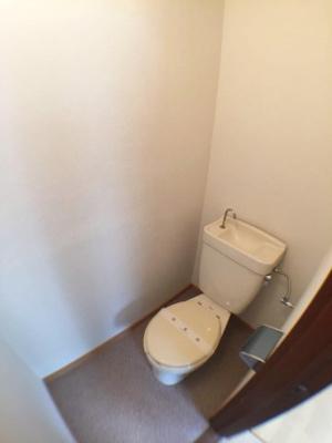 【トイレ】ローズハイム