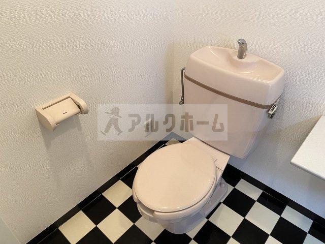 ブリューゲル(八尾市植松町) おトイレ