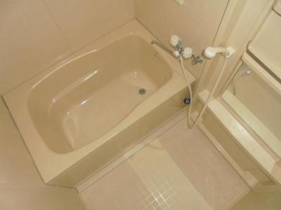 【浴室】ラ・ヴィーア中野