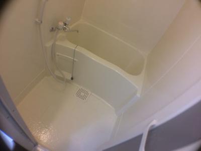 【浴室】シェモワ3番館