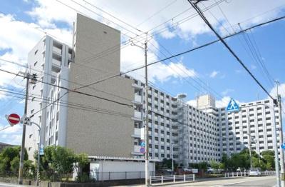 【外観】鳴尾小松住宅B棟