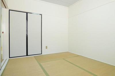 【寝室】コーポナガシマ