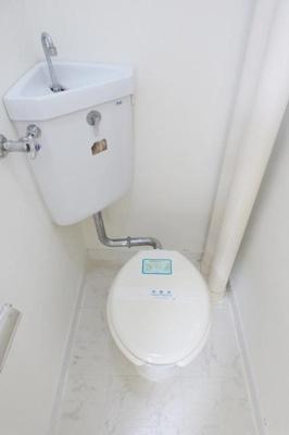 【トイレ】コーポナガシマ