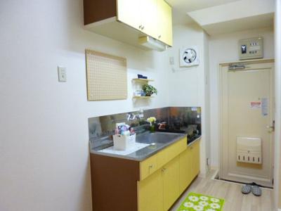 【キッチン】ハイツコスモスⅠ