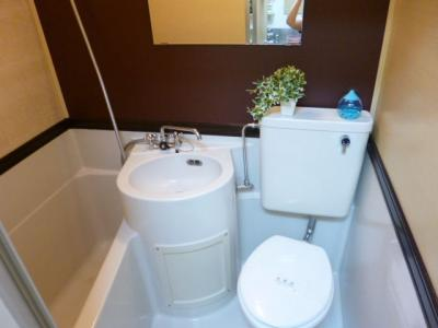 【トイレ】ハイツコスモスⅠ