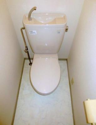 幕張ヴァージンハウスのトイレ