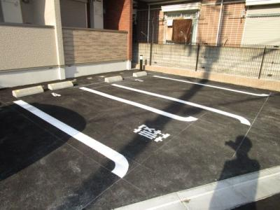 【駐車場】オエステコンドミニオ