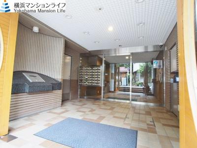 【エントランス】ライオンズマンション西横浜第5