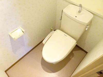 【トイレ】オリエンテ高井戸