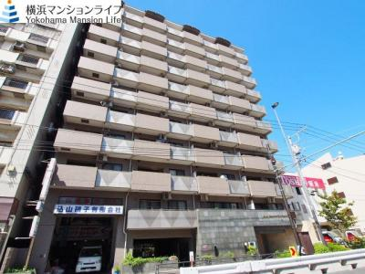 【外観】ライオンズマンション横浜中央