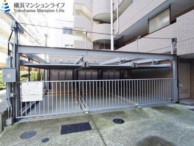 【駐車場】ライオンズマンション横浜中央