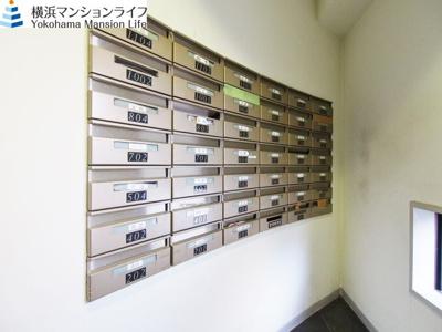 【その他共用部分】ライオンズマンション横浜中央