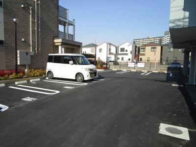 【駐車場】ノルテコンドミニオ