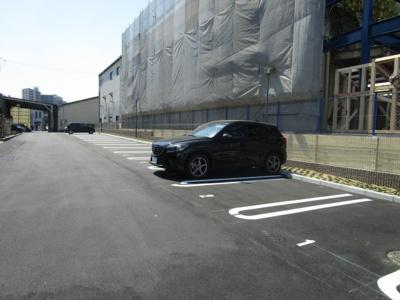 【駐車場】サンリット東郷