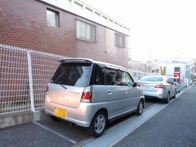 【駐車場】岸谷スカイマンション