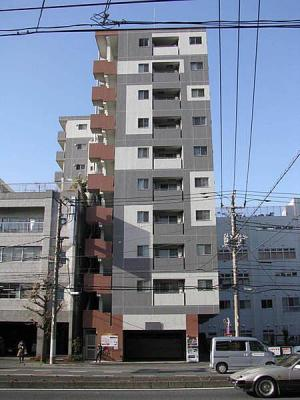 【外観】スパシエルクス横浜