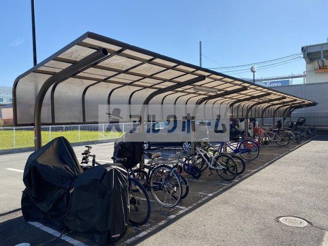 TV付浴室