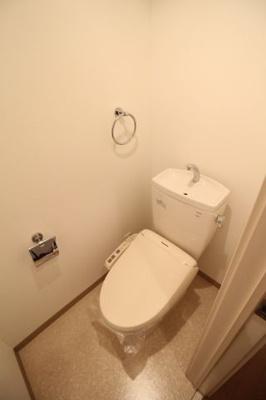 【トイレ】VIANO西山町