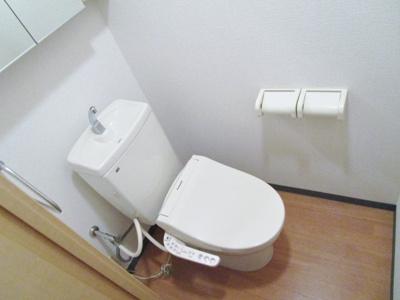 【トイレ】ル・シエル・ブル篠山
