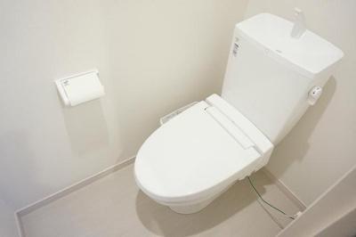 リブリ・道場南のトイレ