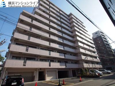 【外観】ピュアシティ横浜6