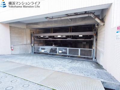 【駐車場】ピュアシティ横浜6