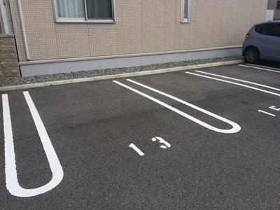 【駐車場】すずらんハイツ